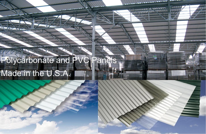 Pennsylvania DMI Polycarbonate panels