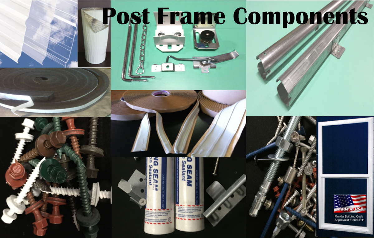 Illinois DMI post frame components – cropped