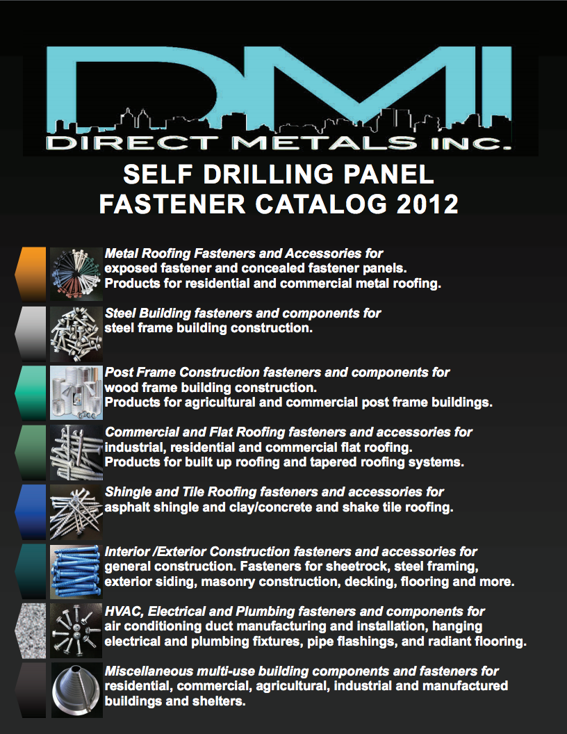 Industry Catalogs Direct Metals