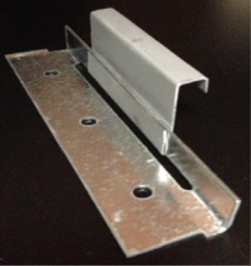 expansion panel clip, sliding standing seam clip, 2 pieces clider clip for standing seam, 1-1/2