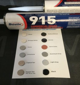 915 Dade County Approved Polyurethane Sealant Direct Metals