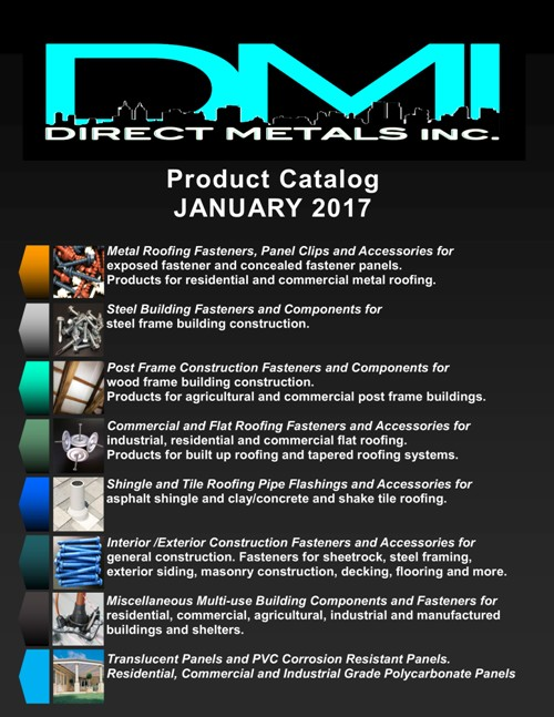 DMI 2017 Building Products Catalog