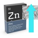 zinc going up