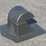 gooseneck vent , bullet products bullet vent, bullet gooseneck vent , bullet dryer or kitchen vent for shingle roofing.