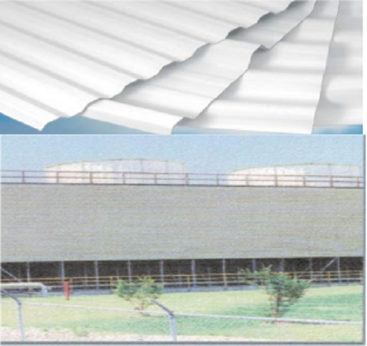 pvc liner and wall panels for mining and industrial applications