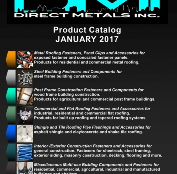 2017 DMI Building Product Catalog is available now