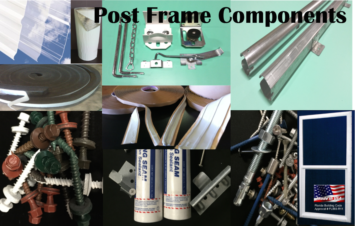 Michigan DMI post frame components – cropped