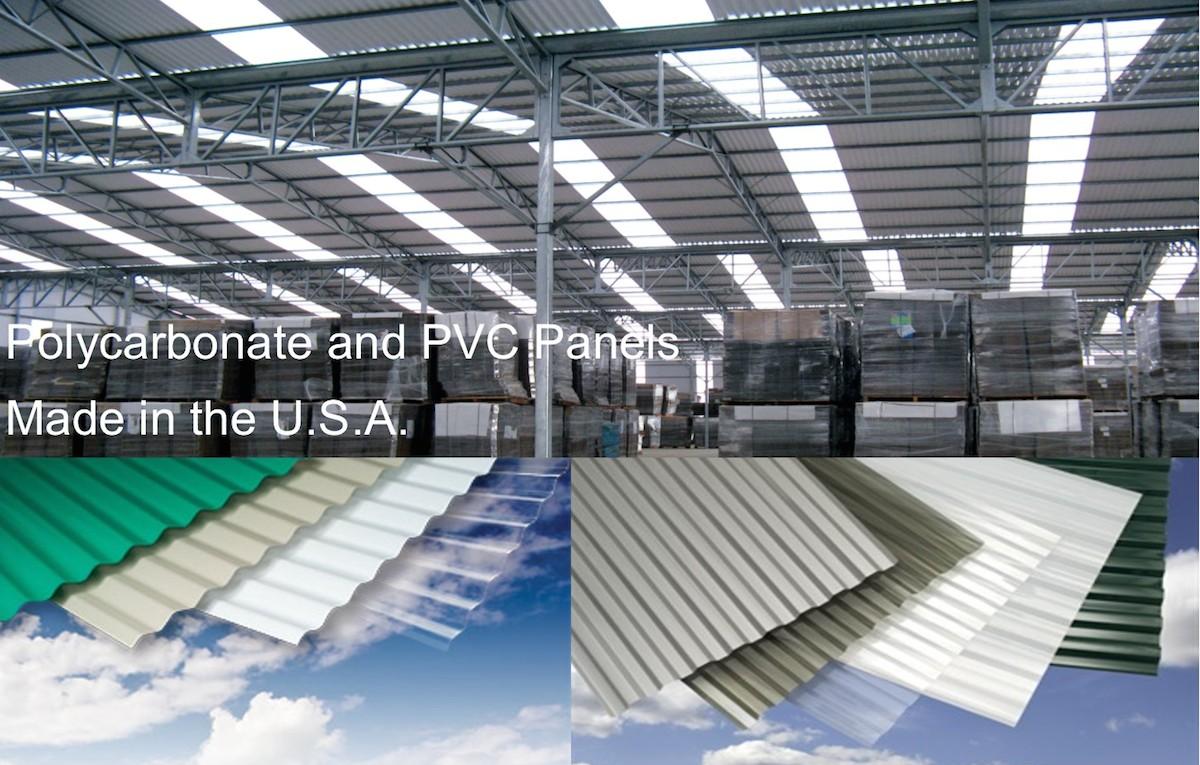 Pennsylvania DMI Polycarbonate panels – cropped