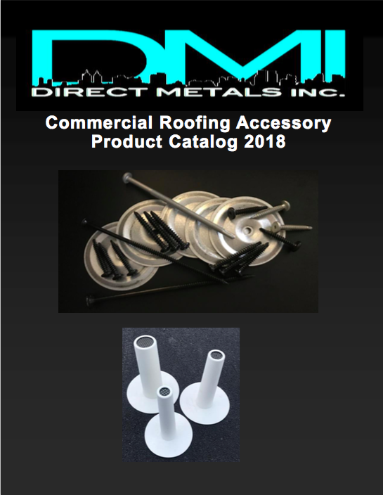 DMI 2018 Commercial Flat Roof<br /> Accessory Catalog
