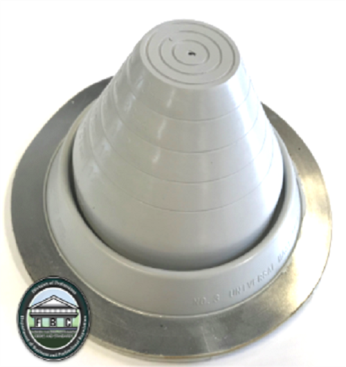 Florida approved pipe flashing for metal roofing #3 FBC approved