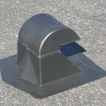 gooseneck vent , bullet products bullet vent, bullet gooseneck vent , bullet dryer or kitchen vent for shingle roofing.