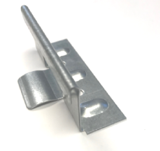 snaplock panel clip , clamp for metal roofing, 1-3/4