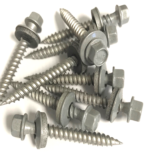 stainless steel roofing screws, marine grade stainless fasteners , FEMA 300ln ft from salt water fastener