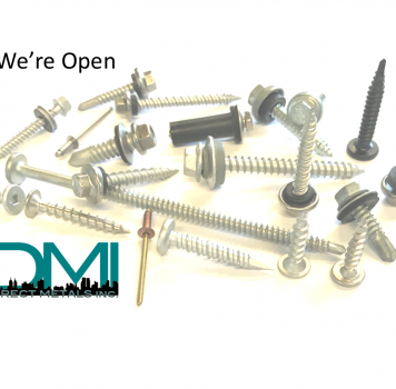 DMI is open for business!!