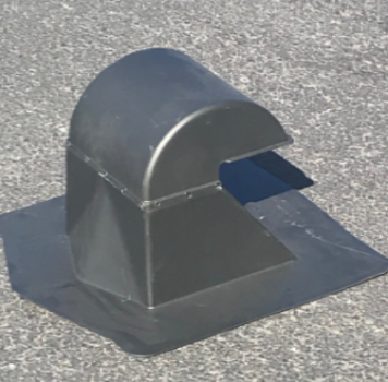 The Bullet Gooseneck Kitchen/Dryer Roof Vents now with Florida Building Code Approval Numbers